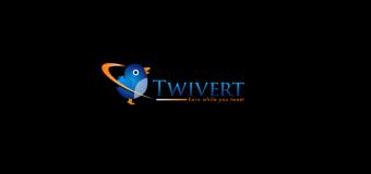 Ganar dinero con Twitter: Twivert