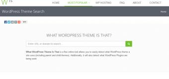 ¿Qué tema de WordPress es ese?